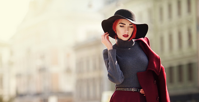 b38073ea How To Wear A Hat With Short Hair - Useful Tips For A Woman - The ...