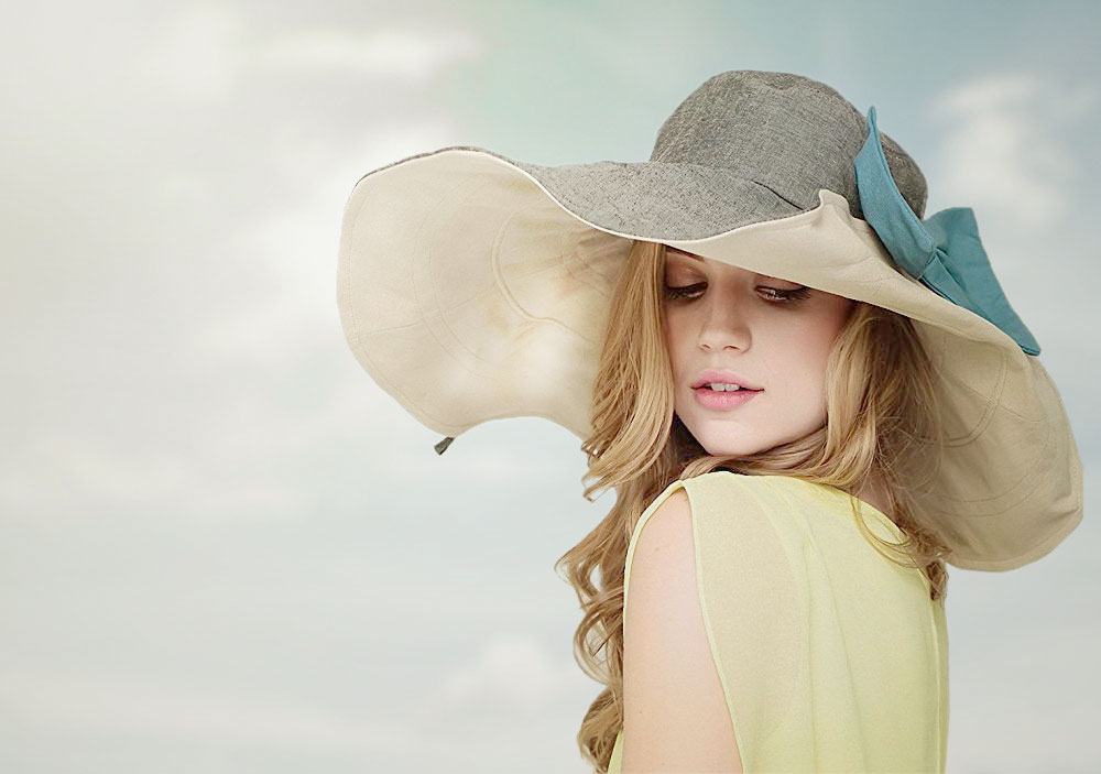 7b7b92e9c204a The Best Sun Hats For Women In 2018 - The Best Hat