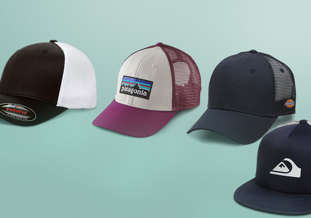 Top Trucker Hats For Men 2017