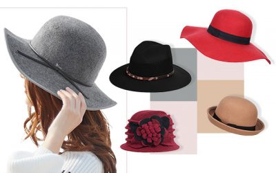 12 The Best Felt Hats For Women In 2018