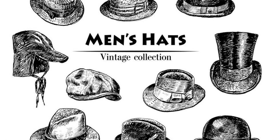 9 Classic Hat Styles Every Man Should Own