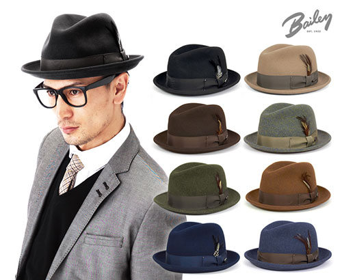Provided that you are looking for a classic fedora 948d6c757