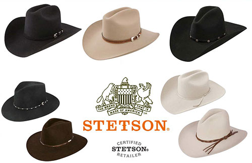 Stetson is one of the most popular and well known hat brands in America.  When you mention about cowboy hat 7204b8ffdd6