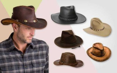 Top 10 Leather Cowboy Hats In 2018
