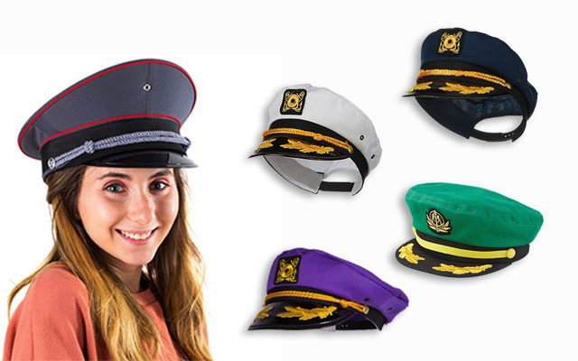 980fd5eed List Of The Best Captain Hats In 2018 - The Best Hat