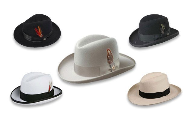 64a826d0aad15 The Best Homburg Hats For Men In 2018 - The Best Hat