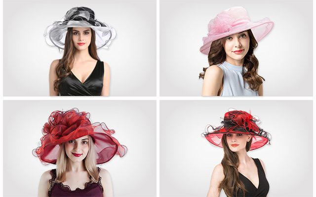Best Church Hats For Women 2019