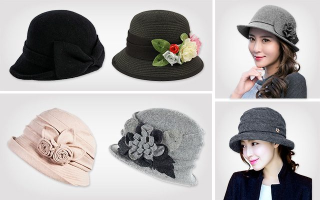 226aba19c73 The Ultimate Review Of The Best Vintage Hats For Women 2019 - The ...
