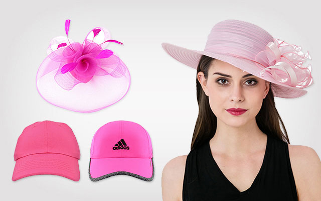 A Collection Best Of The Cutest Pink Hats For Women