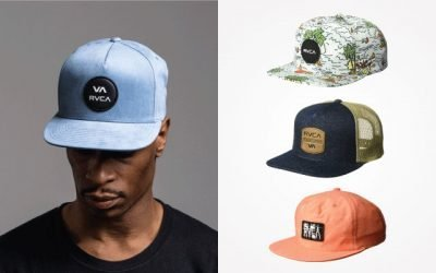 A Collection Of The Best RVCA Hats For You